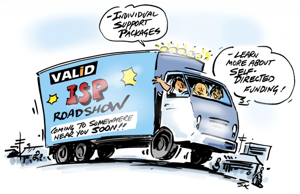 VALID ISP Roadshow