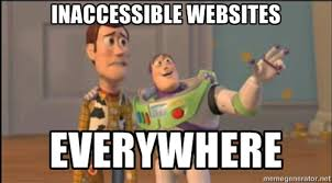 Inaccessable Website